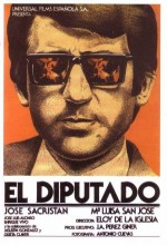 El Diputado (1978) afişi