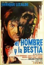 El Hombre Y La Bestia (1973) afişi
