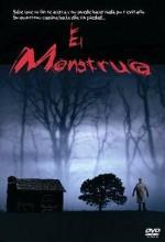 El Monstruo (2005) afişi