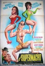 El Supermacho (1960) afişi