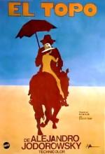 El Topo (1970) afişi
