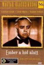 Ember A Híd Alatt (1936) afişi