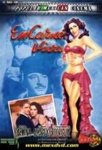 En Carne Viva (1951) afişi