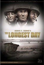 En Uzun Gün (1962) afişi