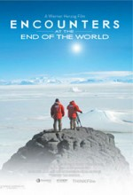 Encounters At The End Of The World (2007) afişi