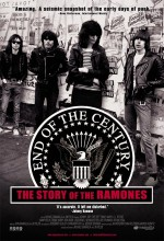 End Of The Century: The Story Of The Ramones (2003) afişi