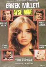 Erkek Milleti (1986) afişi