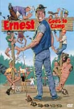 Ernest Goes To Camp (1987) afişi