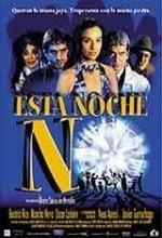 Esta Noche, No (2002) afişi