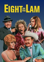 Eight on the Lam (1967) afişi
