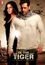 Ek Tha Tiger (2012) afişi