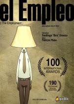 El Empleo (2008) afişi