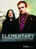 Elementary Sezon 3 (2014) afişi