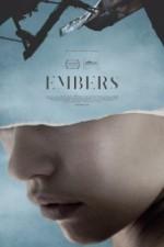 Embers (2015) afişi