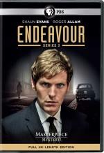 Endeavour Season 2 (2014) afişi