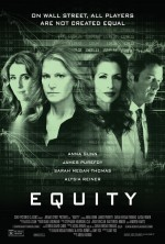 Equity (2016) afişi
