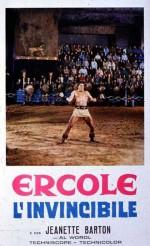 Ercole L'invincibile (1964) afişi