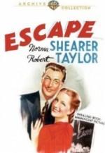 Escape (1940) afişi
