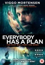 Herkesin Bir Planı Vardır (2012) afişi