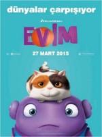 Evim (2015) afişi