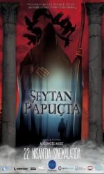 Şeytan Papuçta (2015) afişi