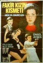 Fakir Kızın Kısmeti (1971) afişi