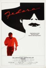 Fedora (1978) afişi