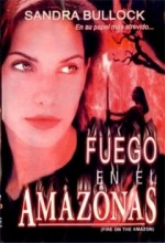 Fire On The Amazon (1993) afişi