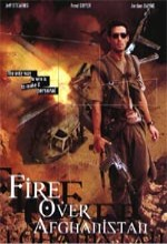 Fire Over Afghanistan (2003) afişi