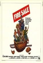 Fire Sale (1977) afişi