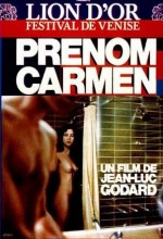 First Name: Carmen (1983) afişi