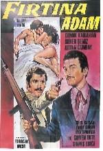 Fırtına Adam (1970) afişi