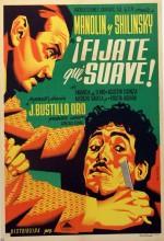 Fíjate Qué Suave (1948) afişi