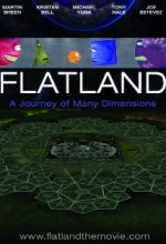 Flatland: The Movie (2007) afişi