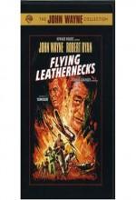 Flying Leathernecks (1951) afişi