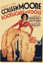 Footlights And Fools (1929) afişi