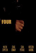 Four (2010) afişi