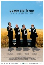Four Black Suits (2010) afişi