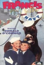 Francis in the Navy (1955) afişi