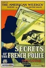 Fransız Polislerinin Sırları (1932) afişi