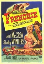Frenchie (1950) afişi