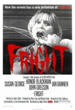 Fright (1971) afişi