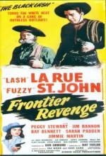 Frontier Revenge (1948) afişi