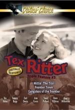 Frontier Town (1938) afişi