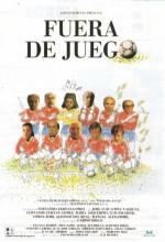 Fuera De Juego (1991) afişi