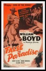 False Paradise (1948) afişi