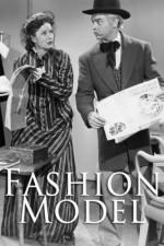 Fashion Model (1945) afişi
