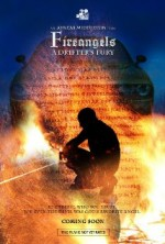 Fireangels: A Drifter's Fury (2015) afişi