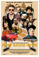 First Round Down (2016) afişi