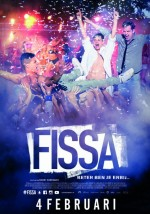 Fissa (2016) afişi